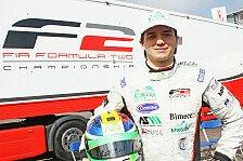Formel 2 - Bilder: Großbritannien - 1. & 2. Lauf