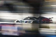 USCC - BMW Team RLL startet mit neuem BMW Z4 GTE