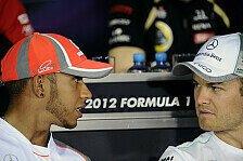 Formel 1 - Lauda: Hamilton und Rosberg das beste Duo