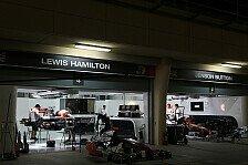 Formel 1 - Getriebewechsel für Maldonado und Hamilton