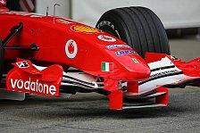 Formel 1 - Was haben F1-Design und Michael Jackson gemeinsam?