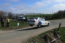 ADAC Rallye Masters - Saisonauftakt fast verpatzt