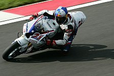 MotoGP - Suzuki bereit für das neue Bike