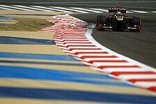 Formel 1 - Räikkönen: Die Reifen im Griff