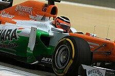 Formel 1 - Hülkenberg: Die Kunst des Reifen-Verständnis