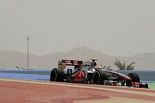 Formel 1 - Hamilton: Mercedes sieht stark aus