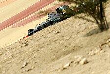Formel 1 - 3. Training: Rosberg vor Vettel
