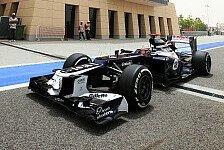 Formel 1 - Williams mit technischen Problemen