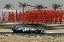 Formel 1 - Rosberg: Am Ende nicht schnell genug