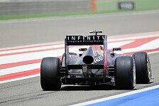 Formel 1 - Webber von Red-Bull-Pace überrascht