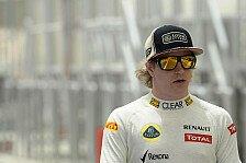 Formel 1 - Kimi Räikkönen trifft auf Kim Dotcom