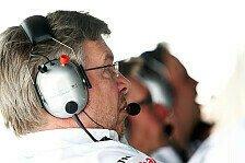Formel 1 - Schumacher: Brawn ist nicht zu ersetzen