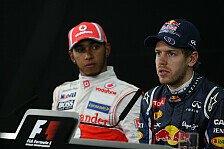 Formel 1 - Hamilton: Kritik an Vettels Benehmen