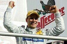 Formel 1 - Paffett: Noch ein Titel und dann in die F1
