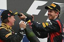 Formel 1 - Vettel lässt Kritik der Medien kalt