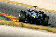 Formel 1 - Jordan auf der Jagd nach roten Bullen