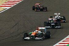 Formel 1 - Di Resta: Risiko zahlt sich aus