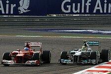Formel 1 - Alonso: Ersten vier Rennen wie ein Geschenk
