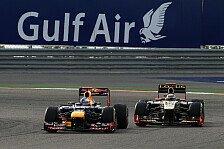 Formel 1 - Lotus-Podestplätze Erleichterung für Boullier