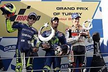 MotoGP - Türkei GP: Melandri siegt bei der Premiere in Istanbul