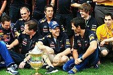 Formel 1 - Teaminterner RBR-Kampf sorgt Horner nicht