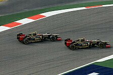 Formel 1 - Grosjean: Kimi is faster than you