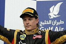 Formel 1 - Stewart: Kimis Leistung war fantastisch