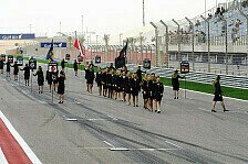 Formel 1 - Bilder: Bahrain GP - Girls