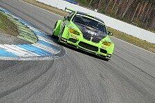 24 h Nürburgring - Ein BMW M3 'gibt Gas'