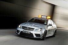 DTM - Das neue DTM Safety Car von Mercedes