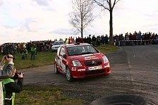 ADAC Rallye Masters - Starke Konkurrenz bei der Erzgebirge Rallye