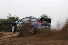 WRC - Argentinien: Solberg holt sich ersten Stagesieg