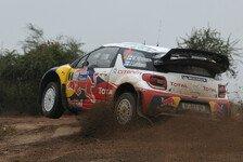 WRC - Griechenland: Hirvonen mit Selbstvertrauen