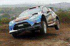 WRC - Östberg konnte Podest nicht genießen