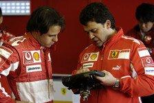 Formel 1 - Testing Time: Massa testet einsam in Valencia