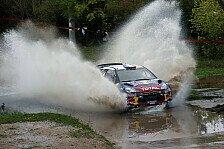 WRC - Loeb übernimmt Führung in Argentinien