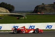Formel 1 - Testing Time, Valencia: Massa schließt Ferrari-Test ab