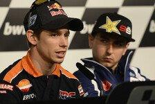 MotoGP - Reaktionen auf Stoner-Rücktritt