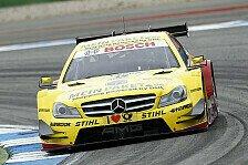 DTM - Coulthard: Mir fehlt noch die Erfahrung