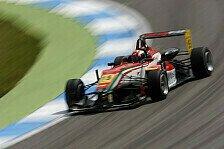 F3 Euro Series - Pau-Neuling Raffaele Marciello auf Pole