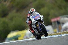 MotoGP - Lorenzo besiegt Pedrosa im Pole-Duell