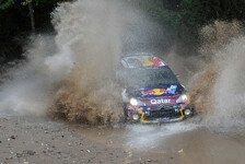WRC - Loeb als Führender in letzten Argentinien-Tag