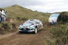 WRC - Unterschiedliche Aufgaben bei Ford