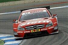 DTM - Merhi: Bin in einer guten Position