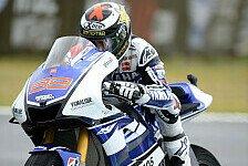 MotoGP - QP-Stimmen: Lorenzo, Pedrosa und Hayden