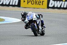 MotoGP - Spies traute sich Reihe eins zu