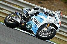 MotoGP - Petrucci mit Heldentat