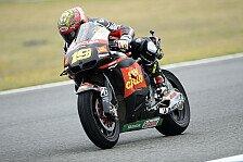 MotoGP - Bautista hat für das Heck einen Plan