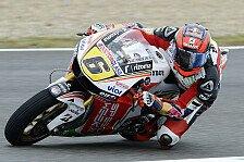 MotoGP - Neunter Startplatz für Bradl nicht genug