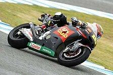 MotoGP - Sturz machte Bautista in Quali übervorsichtig